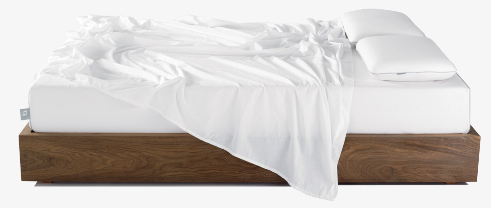 The ERGOFLEX memory foam mattress