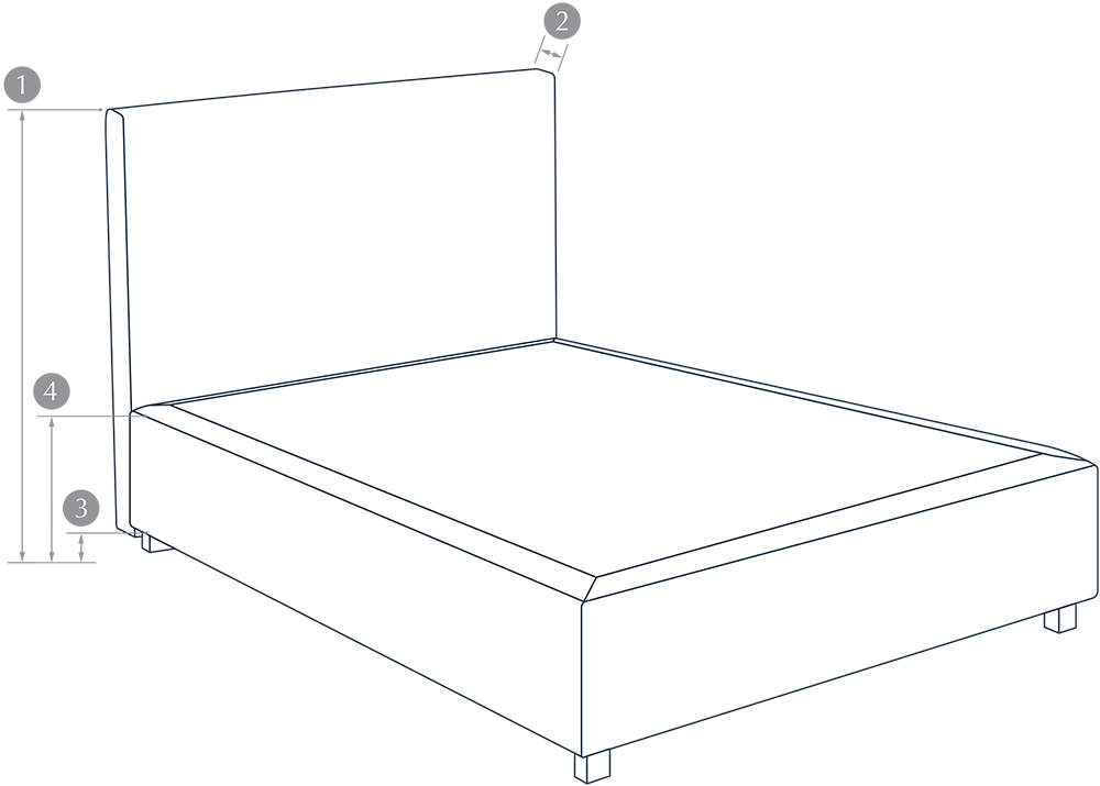 Foundation High – Specific Dimensions