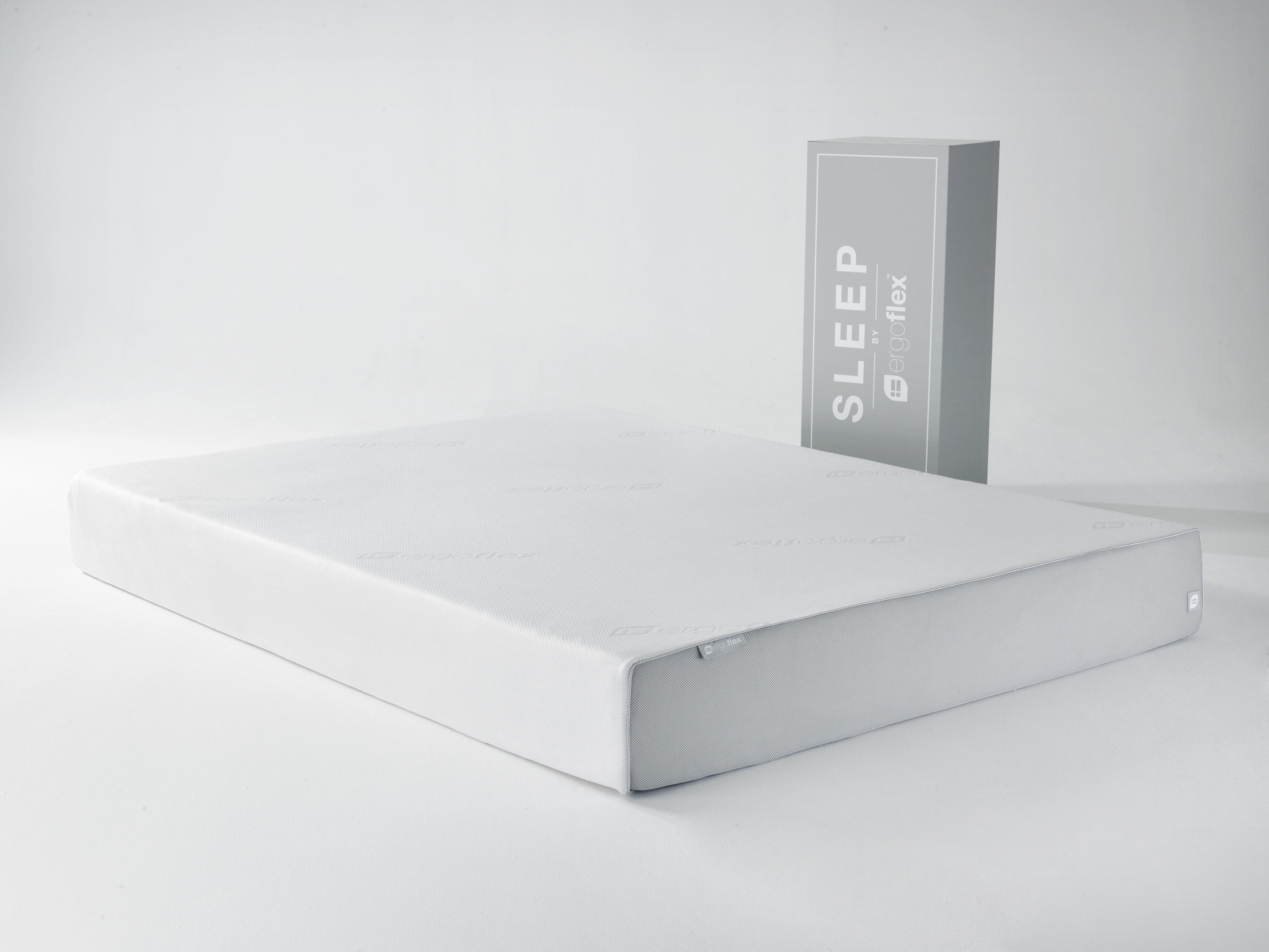 Memory Foam Mattress - Long Single