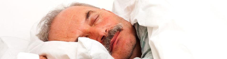 Does sleep change when you age?