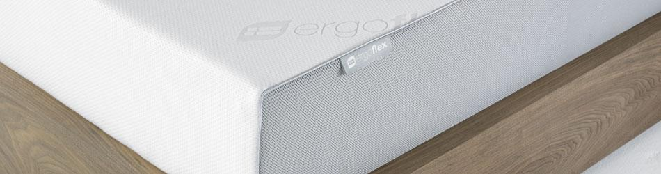 Introducing the all-new Ergoflex 5G memory foam mattress