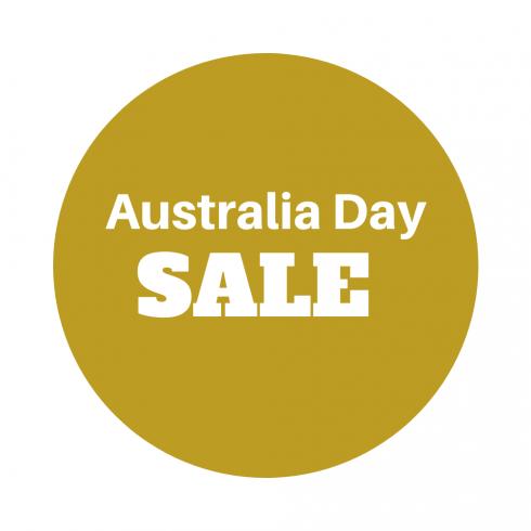 The Australia Day Sale from Ergoflex