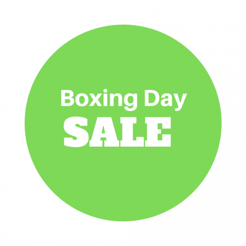 The Boxing Day Sale from Ergoflex