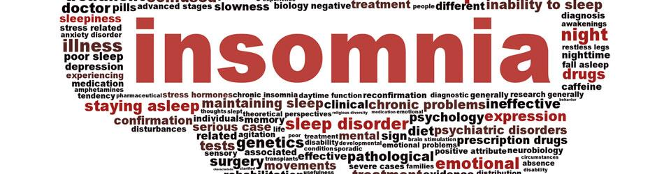 What causes insomnia