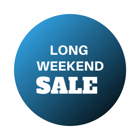 The Ergoflex Long Weekend Sale Is On Now - Choose a Deal That Suits You!