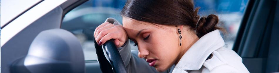 Sleep deprivation and driver fatigue