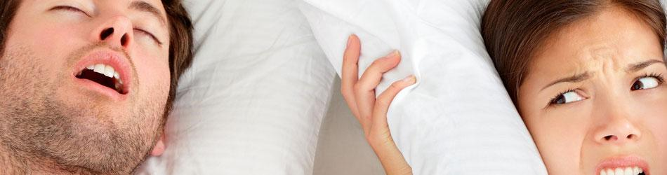 6 reasons you snore