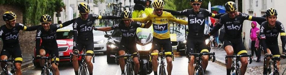 Ergoflex Advocate Chris Froome Wins 2nd Tour de France