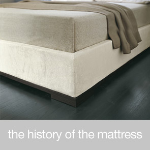 The History of the Mattress
