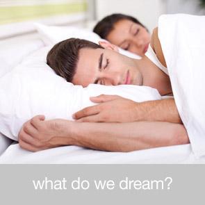 What do we Dream?
